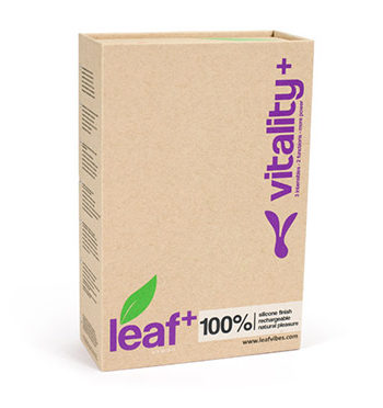 Leaf Vitality Rabbit Vibrator -G-Spot vibrator - sex toys for women - lotuscede.co.za