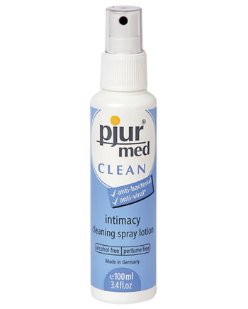 Sex Toy Cleaner - Pjur Med Spray - lotuscede.co.za