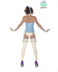 Alice Latex Corset – Lotuscede