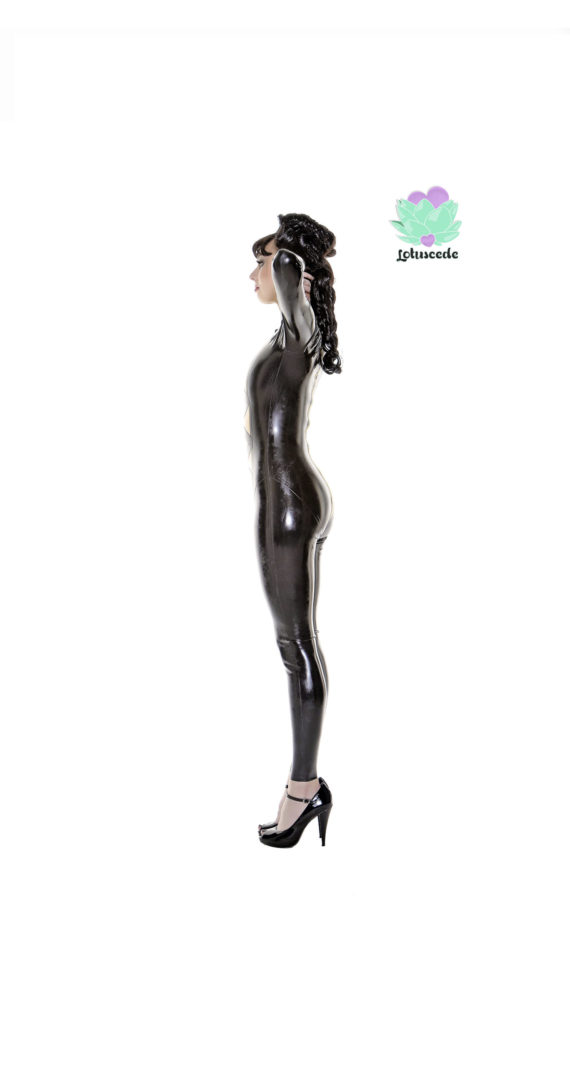 Latex Catsuit - Lotuscede