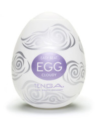 Tenga Egg Cloudy – Male Masturbator – Lotuscede