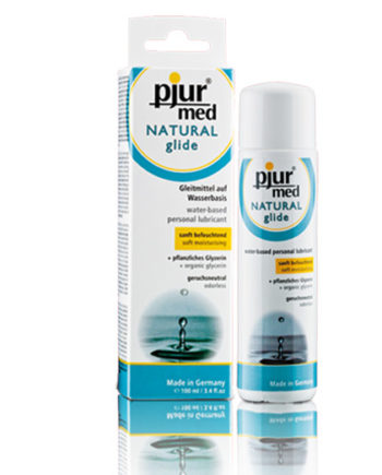 Natural Water Lubricant Spray - Pjur Med Natural Glide - lotuscede.co.za