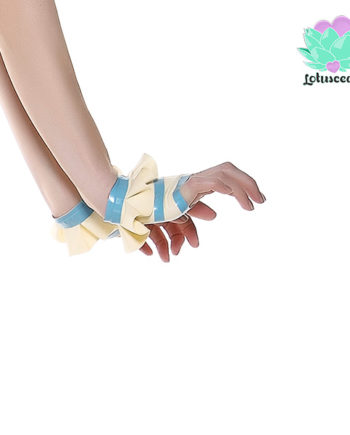 Alice Latex Gloves - Designer Latex Accessories - lotuscede.co.za