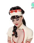 Latex Nurse Hat - lotuscede.co.za