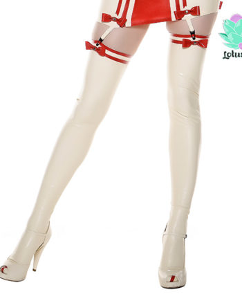 Latex Nurse Stockings - lotuscede.co.za