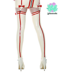 Latex Nurse Stockings – Sexy Designer Fantasy Latex Outfits – Lotuscede