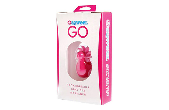 Sqweel Go Oral Sex Simulator for Women - Sex Toys - Lotuscede