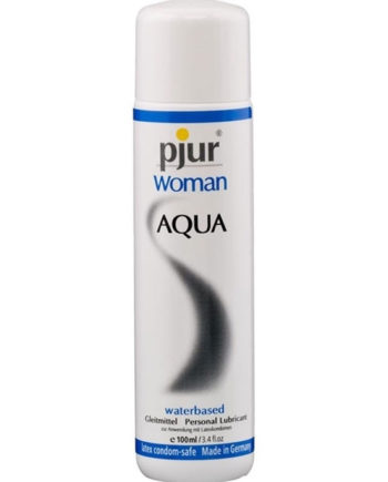 Water Based Lubricant For Woman - Pjur Aqua - Lotuscede