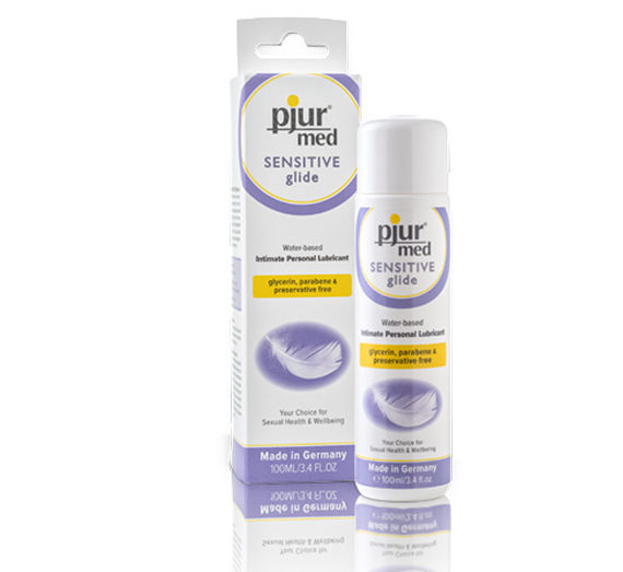 lubricant for sensitive skin