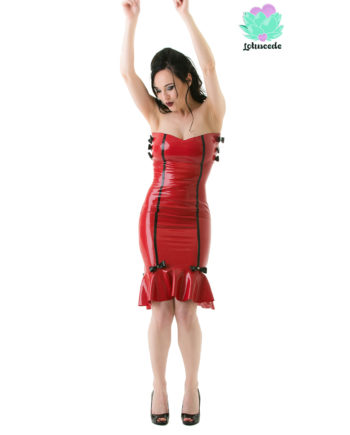 Sweetheart Latex Outfit
