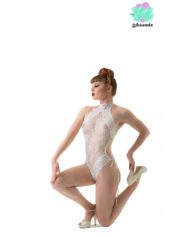 White Lace Teddy – Sexy Lingerie – Lotuscede